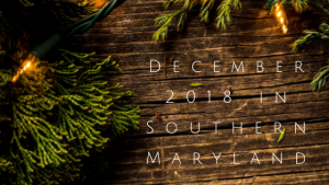 December 2018 Southern Maryland